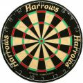 Мишень для игры в дартс профессиональная  HARROWS Official Competition сизаль 45 см